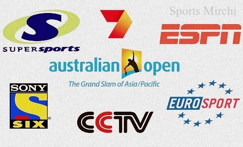 Australian Open 2016 Live Streaming, Telecast, TV Channels.