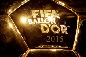 FIFA Ballon d'Or 2015 Live Streaming Online.