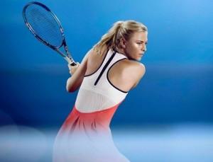 Maria Sharapova unveils outfit for Australian Open 2016.