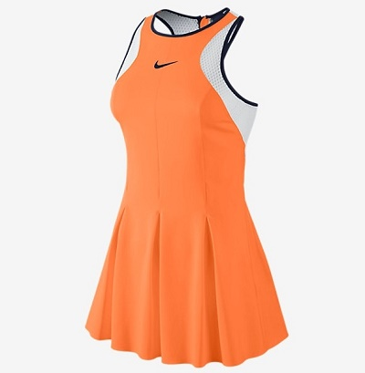 Premier Maria Sharapova dress for Australian Open 2016.