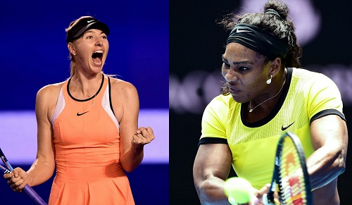 Serena to meet Sharapova in Aus Open 2016 quarterfinal.