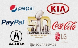 Super Bowl 2016 Commercial and Advertisements List.