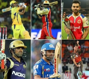 VIVO IPL 2016 Retained and Released Players Full List.