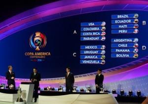 Copa America 2016 Draw & Schedule confirmed.