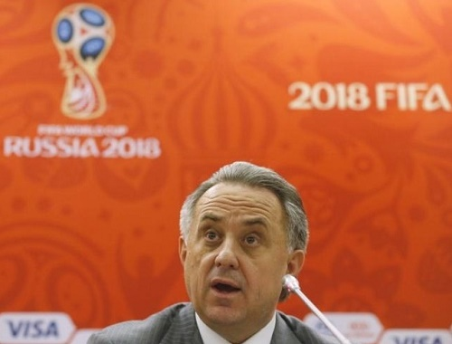 Russia cuts 2018 World Cup costs by $79 million.