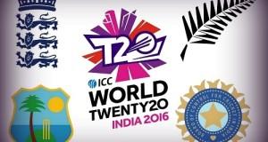 ICC World T20 2016 Semi-Final Line-ups