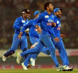 Indian team squad for twenty20 world cup 2016.