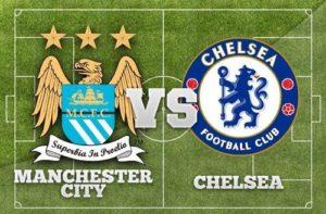 Chelsea vs Manchester City live streaming.