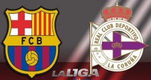 Deportivo La Coruna vs Barcelona Live Stream 20 April 2016