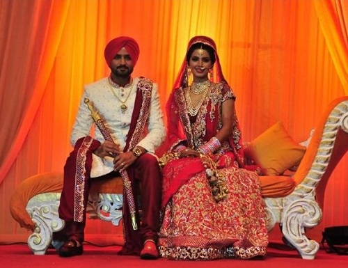 geeta basra and harbhajan singh relationship poems