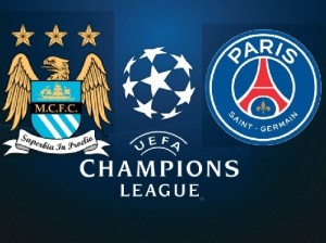 Manchester City vs PSG Live Streaming.