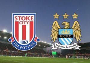 Manchester City vs Stoke City live streaming.