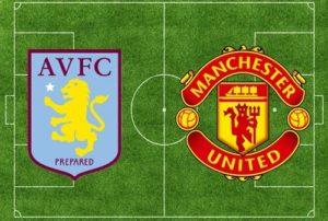 Manchester United vs Aston Villa live streaming.