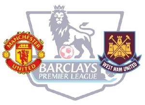 Manchester United vs West Ham United live streaming.
