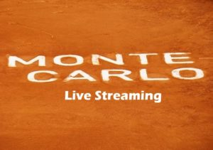 Monte Carlo Rolex Masters live streaming.