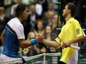 Nadal vs Dimitrov live streaming