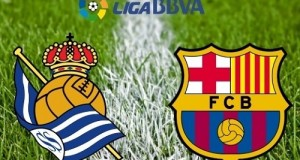 La Liga 2016: Real Sociedad vs Barcelona Live Streaming