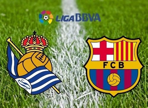 Real Sociedad vs Barcelona Live Streaming.