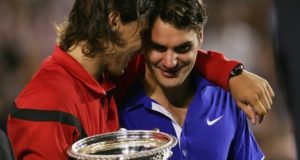 Nadal lauds Federer as one of the greatest men in the history of sport