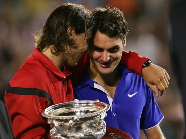 Roger Federer vs Rafael Nadal live streaming