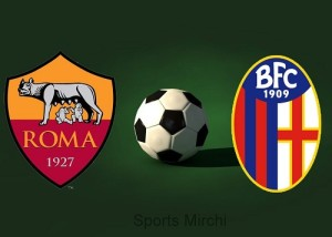 Roma vs Bologna Live Streaming