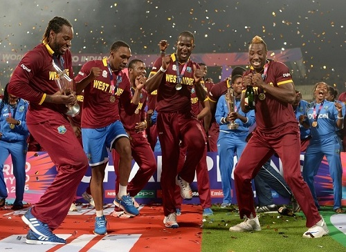 West Indies wins ICC World Twenty20 2016 Title.