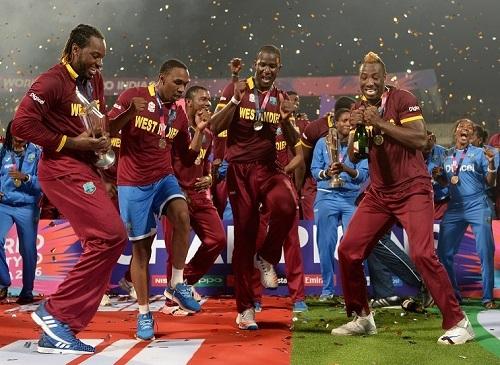West Indies wins ICC World Twenty20 2016 Title.
