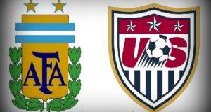 Argentina vs USA Head to Head