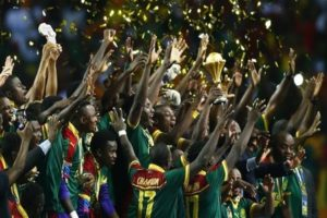 Cameroon beat Egypt to qualify for Confederations Cup 2017