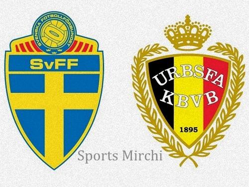 Euro 2016 Sweden vs Belgium Preview, Predictions.