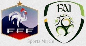 France vs Republic of Ireland Head to Head