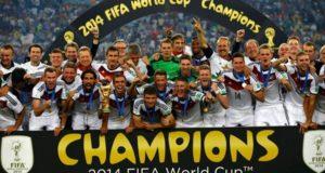 FIFA Confederations Cup 2017 Teams