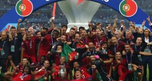 Portugal beat France to win UEFA Euro 2016