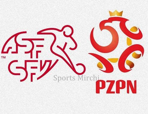 Switzerland vs Poland Head to Head.