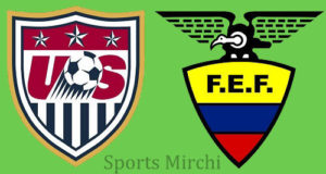 USA vs Ecuador Head to Head