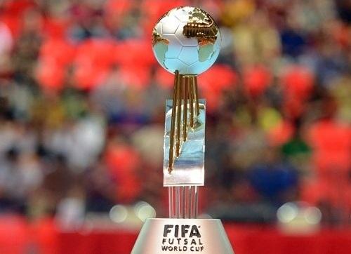 FIFA Futsal World Cup Winners.
