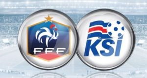 France vs Iceland Live Streaming