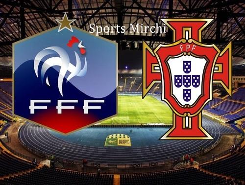 France vs Portugal Head to Head