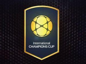 International Champions Cup 2016 Schedule, Fixtures.