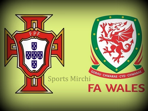 Portugal vs Wales Live Streaming