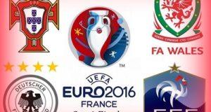 UEFA Euro 2016 Semi-Final Teams, Venue, Schedule, Lineups