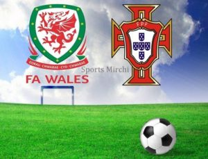 Wales vs Portugal Head to Head.