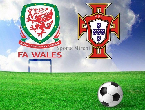 Wales vs Portugal Head to Head.
