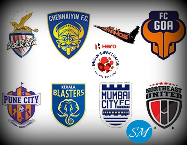 Indian Super League 2016 Squads