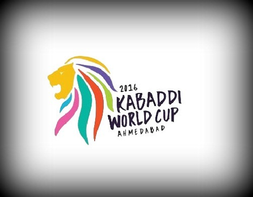 Kabaddi World Cup 2016 Fixtures, Schedule, Time-Table