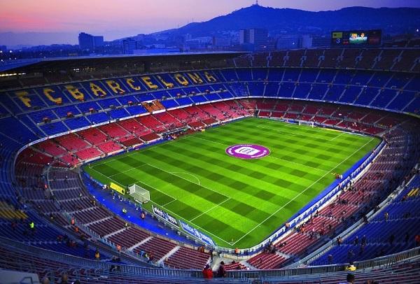Camp Nou, Spain