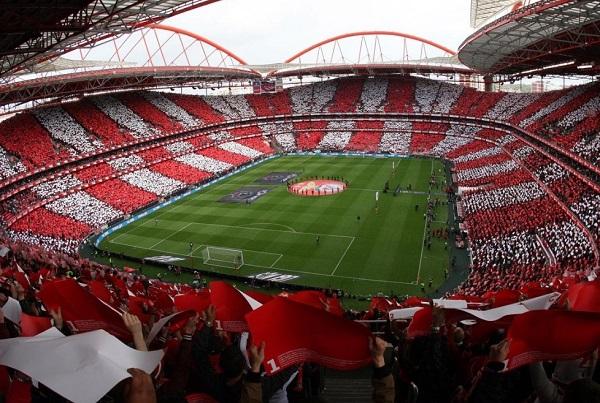 Estadio da Luz, Portugal