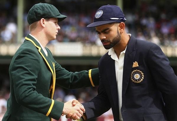 Full Schedule of India vs Australia 2017 Test series.