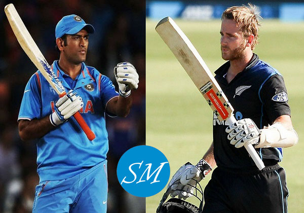 India vs New Zealand 2016 ODI Squads, Players List