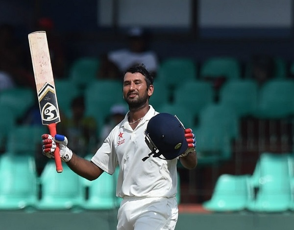 List of Centuries Scored by Cheteshwar Pujara in Test Cricket